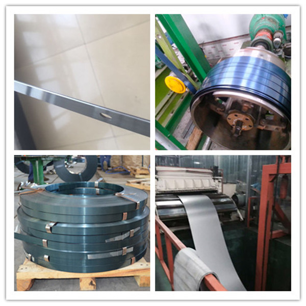 spring steel strip for saw blade making